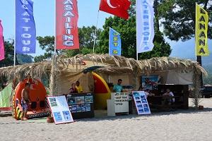 Турция Кемер отель Ма Бич водный спорт и анимация