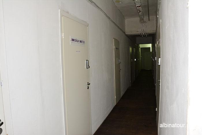 Россия Санкт-Петербург лофт проект этажи хостел 3