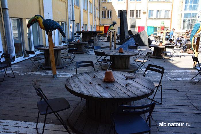 Россия Санкт-Петербург лофт проект этажи кафе 5