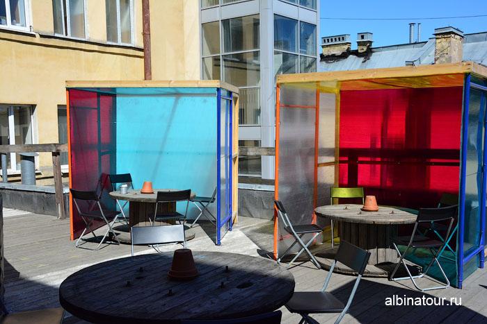 Россия Санкт-Петербург лофт проект этажи кафе 6