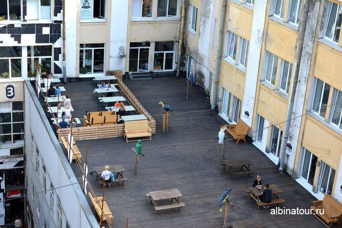 Россия Санкт-Петербург лофт проект этажи кафе 3