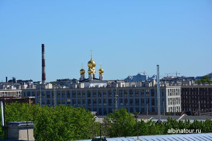 Россия Санкт-Петербург лофт проект этажи крыша 12
