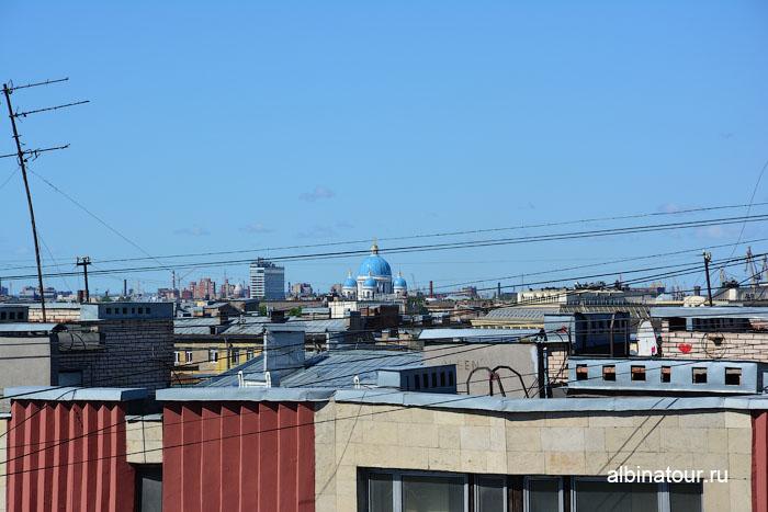 Россия Санкт-Петербург лофт проект этажи крыша 15
