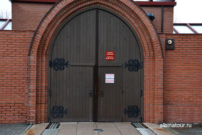 Россия Калининград Кафедральный собор 6