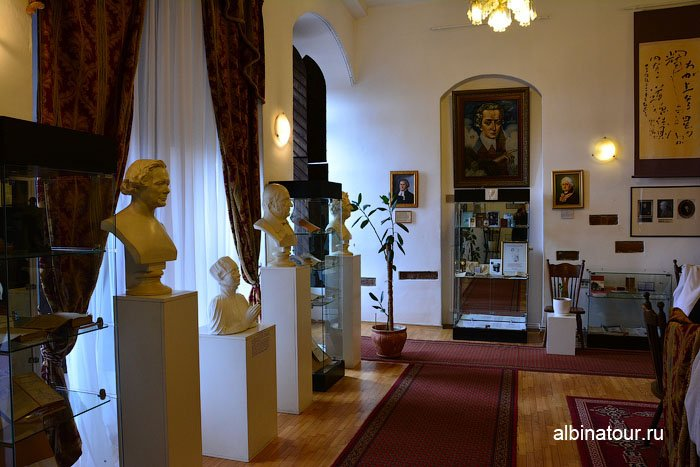 Россия Калининград музей Канта 10