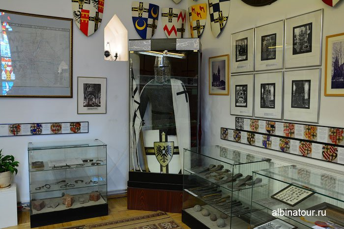 Россия Калининград музей Канта 20