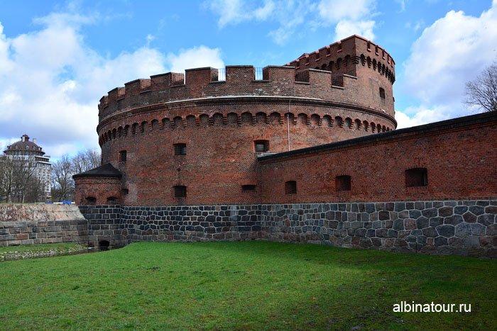 Россия Калининград башня Дона 2
