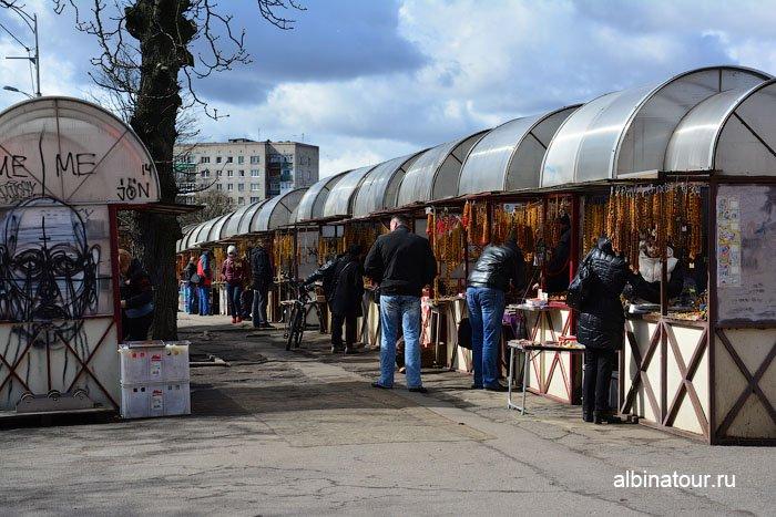 Россия Калининград рынок музей янтаря 1