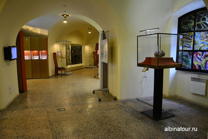 Россия Калининград музей янтаря 26
