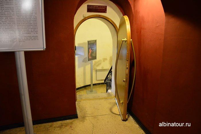 Россия Калининград музей янтаря 27