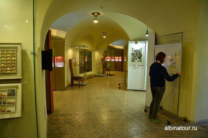 Россия Калининград музей янтаря 8