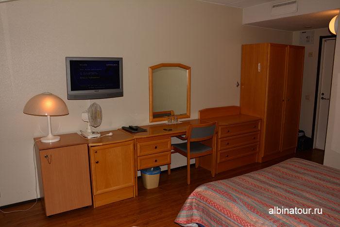 Финляндия Иматра номер  на втором этаже  отеля Vuoksenhovi 3