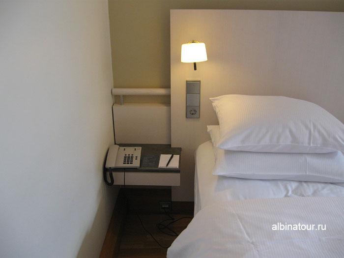 Финляндия Хельсинки отель Хилтон  номер 2