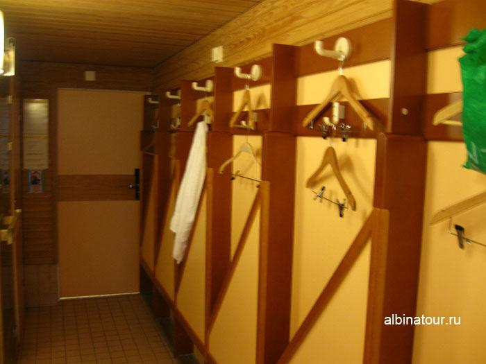 Финляндия Хельсинки отель Хилтон  сауна 3