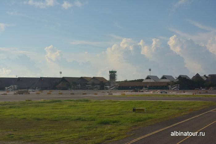 Доминикана аэропорт Пунта Кана 2