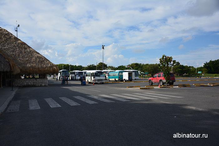 Доминикана аэропорт Пунта Кана 10