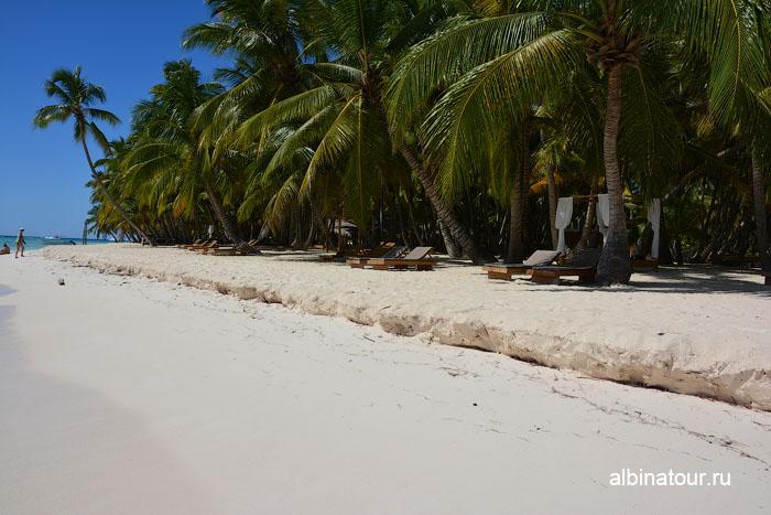 Доминикана остров Saona другой пляж