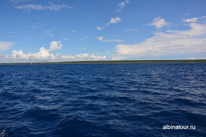 Доминикана путешествие на Саону Карибское море