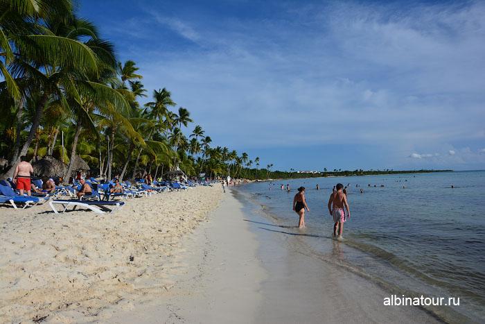 Доминикана отель Canoa пляж 11