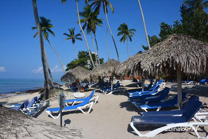 Доминикана отель Canoa пляж 2