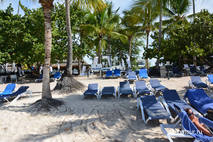 Доминикана отель Canoa пляж 5