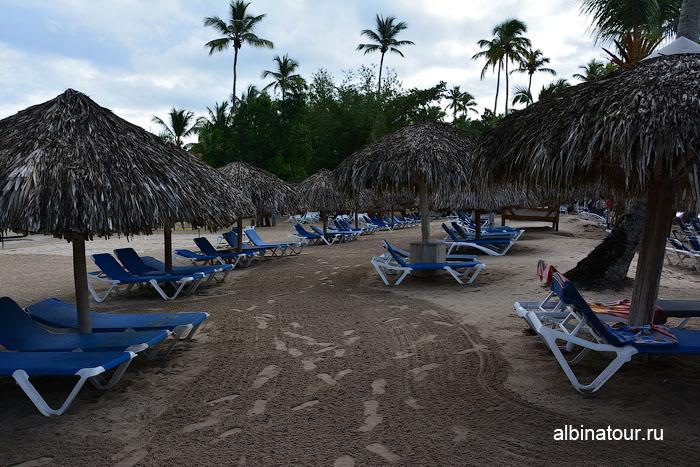 Доминикана отель Canoa пляж 8