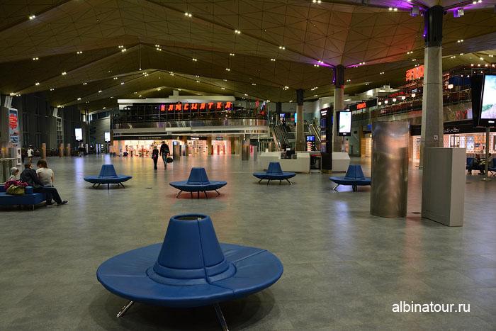 Россия аэропорт Пулково Санкт Петербург