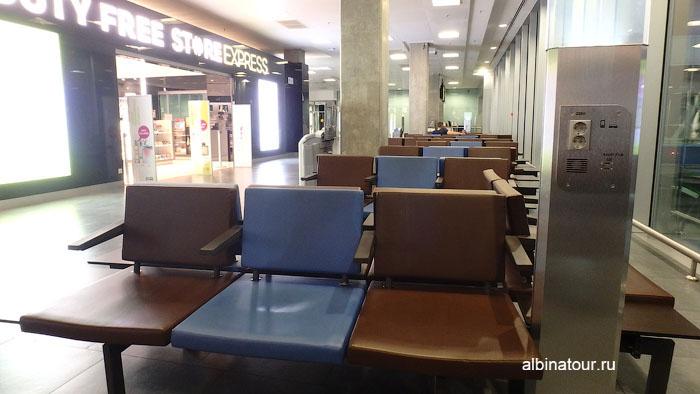 Россия аэропорт Пулково Санкт Петербург 2