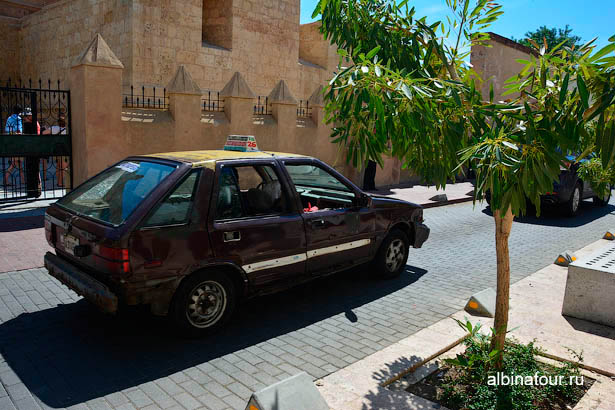 Доминикана автомобиль такси