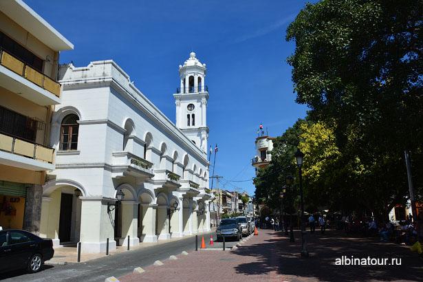 Санто Доминго Старая Ратуша