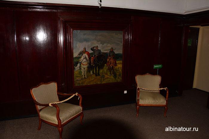 Калининград музей мирового океана судно Витязь три богатыря