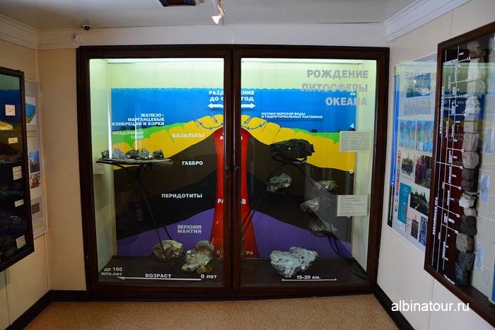 Калининград музей мирового океана судно Витязь недры земли