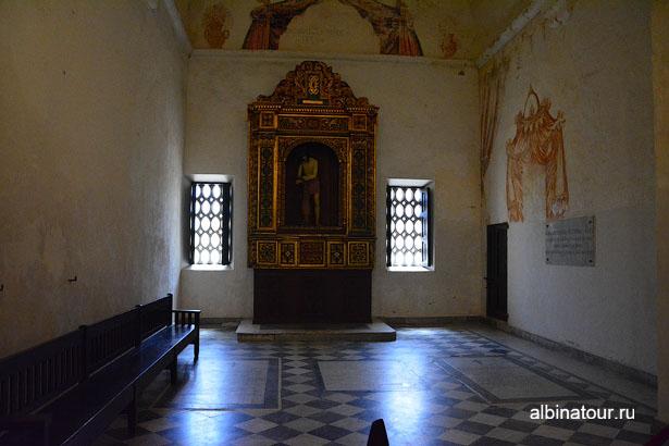 Доминикана Санто-Доминго Собор Санта-Мария капелла 3