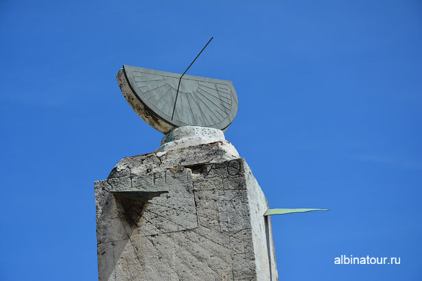 Доминикана Санто Доминго солнечные часы 2