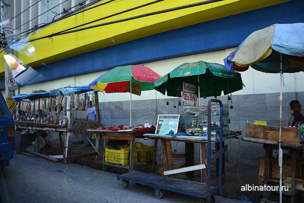 Доминикана Санто Доминго уличная торговля