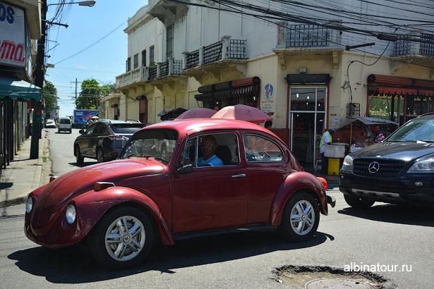 Доминикана Санто Доминго автомобили