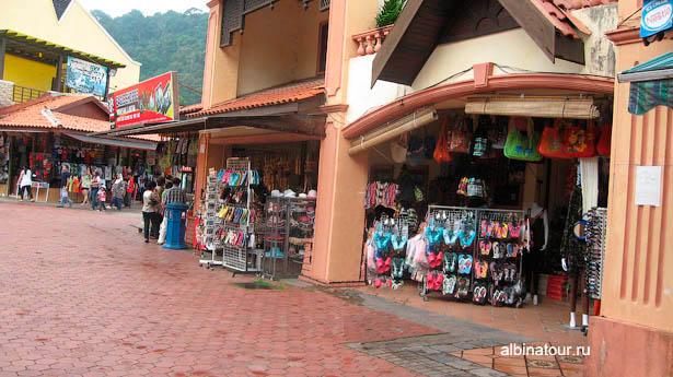 Малазия Лангкави Oriental Village магазины
