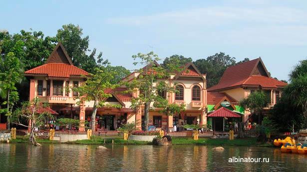 Малазия Лангкави Oriental Village 2