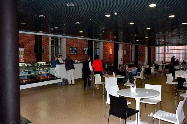 Кафе Военно-морской музей