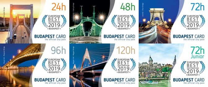 Budapest card 24