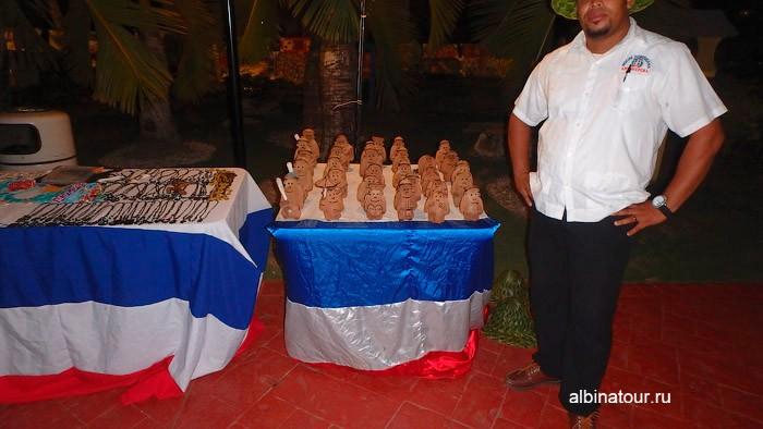 Сувениры из Доминиканы