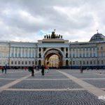 Главный штаб Санкт Петербург
