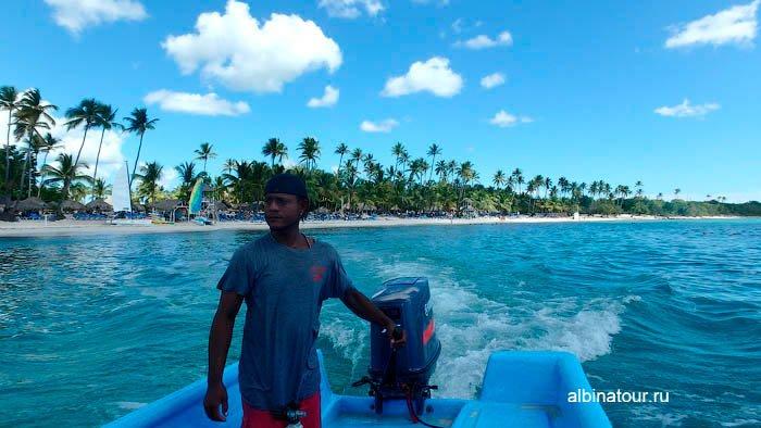 Фото лодки для дайвинга