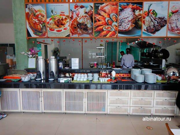 Фото завтрака в отеле The Three By APK 3