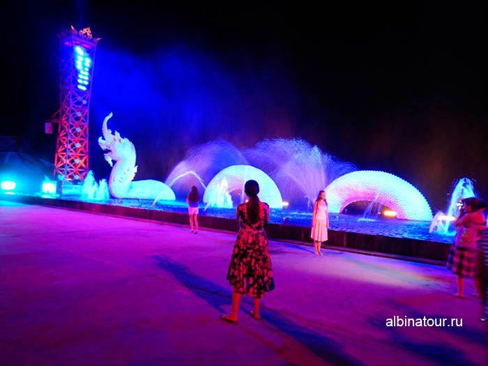 Последние фото после спектакля Сиам Нирамит на Пхукете