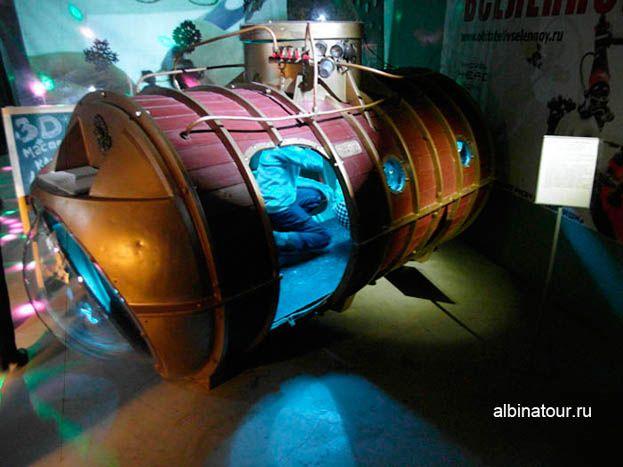 Фото Прототип подводной лодки Наутилус