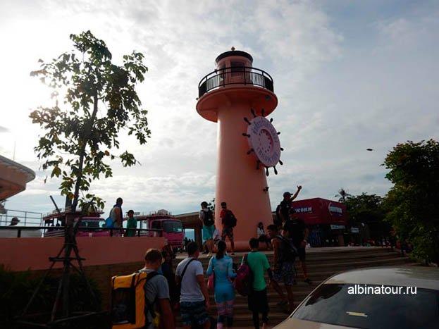 Фото Пхукет порт Чалонг Chalong pier