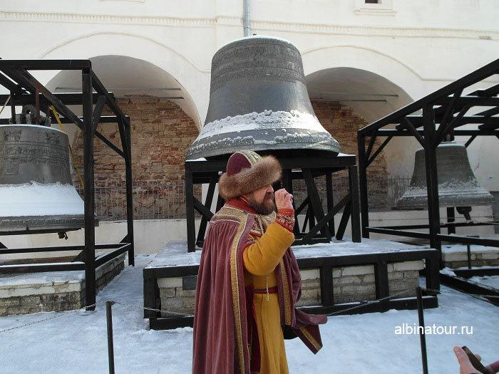 Фото рассказал об истории звонницы и большого колокола