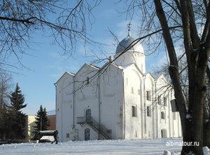 Ярославово городище и торга в Великом Новгороде