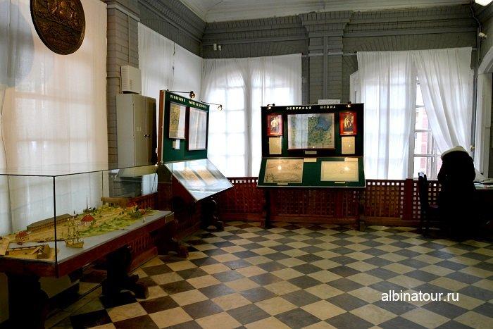 Фото Информационные стенды в музеи